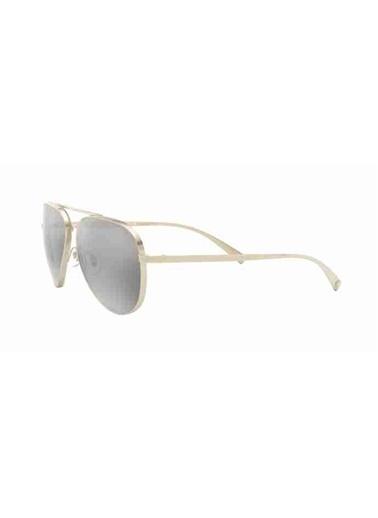 Versace Versace 2217 12526G 59 Ekartman Unisex Güneş Gözlüğü Altın